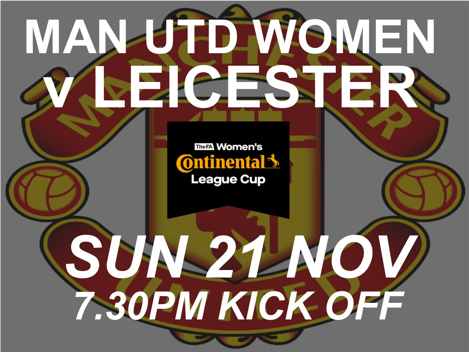 19-11-21 VMS Website Image - MUWFC v Leicester City