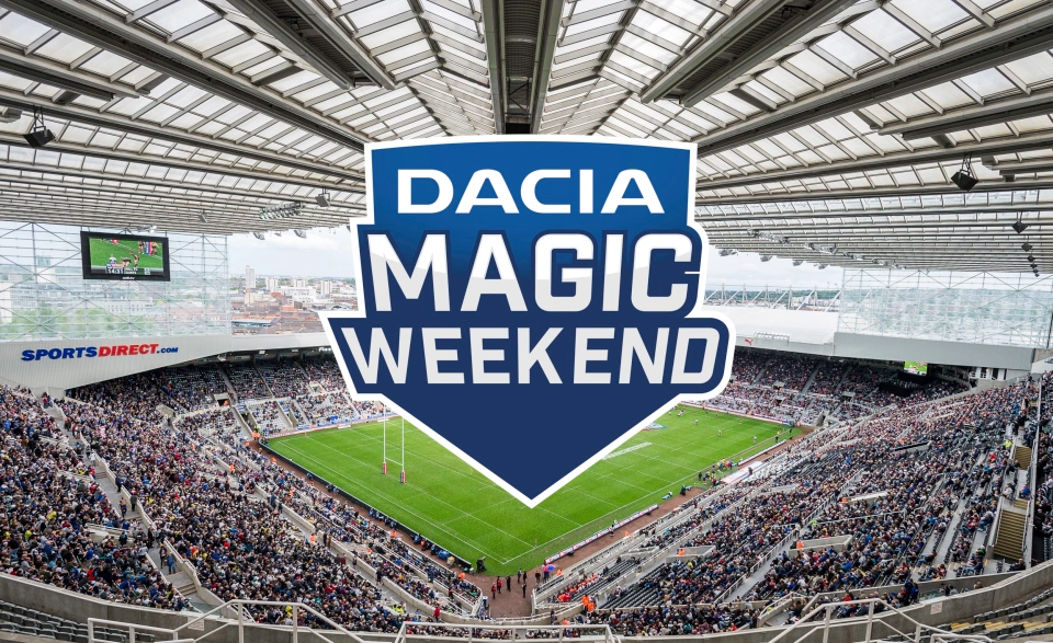 Magic Weekend logo